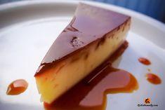 Caramel Custard , French Flan Dessert