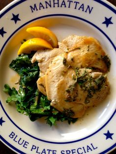 Dinner in 10: Pan-Seared Turkey Breast With Lemon and Herbs