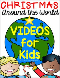 Christmas Around the World Videos - Primary Theme Park - Christmas Activities - Thanksgiving Videos For Kids, Christmas Activities For Kids, Preschool Christmas, Christmas Decor, Christmas Ideas, Christmas Bathroom, Modern Christmas, Christmas Crafts Around The World, Holidays Around The World