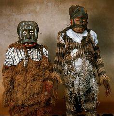 World's Oldest Masks Modeled on Early Farmers' Ancestors