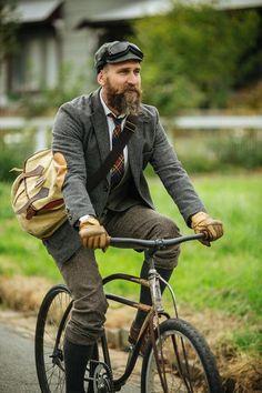 Albany Tweed Ride, May 2014