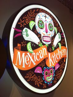 essence of mexico... graphically brill.    TUZO - Mexican Kitchen by Steve Simpson, via Behance