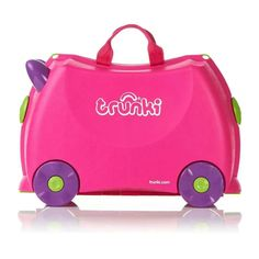 Une valisette Trunki pour qu'il emmène partout tous ses jouets !