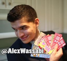 Alex Wassabi, More Pictures