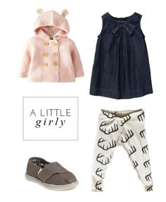 Toddler Girl's Summer to Fall Outfit obsessed!!!! Kara would look adorbs in this!