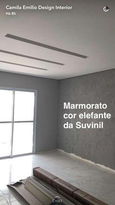Marmorato Suvinil - Cor: Elefante