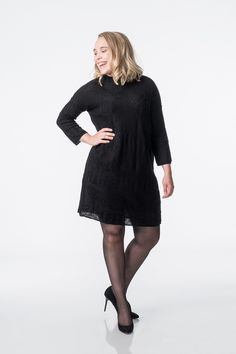 Search: 516584 - - Online Shopping for Canadians Jackets Online, Jacket Style, Knitwear, High Neck Dress, Dresses For Work, Tunic, Shirt Dress, Model, Aw17