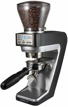The Sette 270 sets a standard for high-performance home espresso grinders. The Sette series gearbox technology is designed to provide near-zero retention. Burr Coffee Grinder, Coffee Geek, Coffee Shop, Coffee Company, Coffee Coffee, Barista, Style Loft, Coffee Gifts, Gourmet