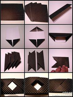box origami tutorial