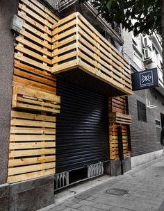 bar restaurante palets - Buscar con Google