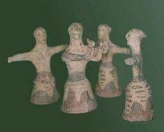 Scultura del Minoico Antico - Arte Minoica