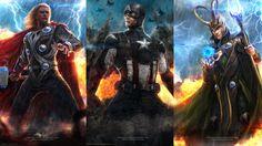 iron man wallpaper avengers - Google Search