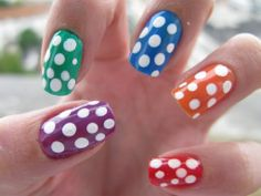 Easy+to+Do+Nail+Designs | Nail Designs to Try