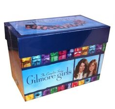Gilmore Girls - The Complete Collection disc) my mom and I spent most of my teenage years watching these episodes whenever my stepdad was traveling for work. It was the best bonding we could have imagined. Best Bond, Stars Hollow, Teenage Years, Gilmore Girls, These Girls, Connecticut, Movies And Tv Shows, Life Lessons, Movie Tv