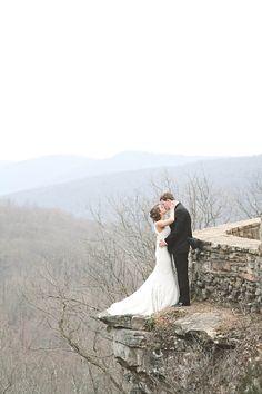 Wedding Photography, Huntsville AL Weddings, Mountain Wedding  Photo By Sweet Roots Photography