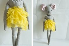 ballerina mouse. This caught my eye for some reason.