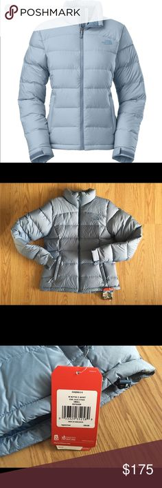 New The North Face Nuptse 2 puffer coat Brand new with tags!!!  Beautiful coat!!!  I ordered a small & need a Medium.  Style is Nuptse 2 Jacket in cool blue heather.  Super warm, just in time for winter!!!  Will send back if it doesn't sell soon. $220 for $175!!! North Face Jackets & Coats Puffers