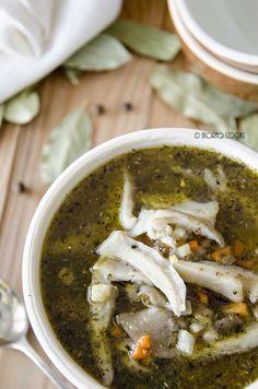 skoraq cooks: Wegańskie flaczki z boczniaków / Oyster muchrooms soup Oyster Mushroom Recipe, Mushroom Soup Recipes, Tripe Soup, Oyster Soup, Palak Paneer, Soups And Stews, Oysters, Vegetarian Recipes, Food Photography