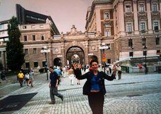 Stockholm trip 2004