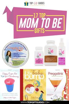 17 Top Mom to be Gifts | Top Gift Guides
