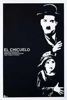 THE KID 1980 Original Cuban Movie Poster Charlie Chaplin Poster $250.00