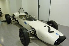 Skoda typ 992 - 1966 - Vintage car at the National Technical Museum of… Vintage Cars, Race Cars, Racing, Vehicles, Type, Europe, Prague, Museum, Autos