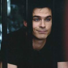 lan as Damon on tvd