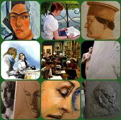 Workshop intensivi di disegno e pittura a Firenze – Estate 2014