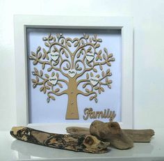 This item is unavailable Personalised Family Tree, Personalised Frames, Personalized Gifts, Family Tree Picture Frames, Family Tree With Pictures, Christmas Gifts For Mum, Holiday Gifts, Gifts For Family, Gifts For Mom