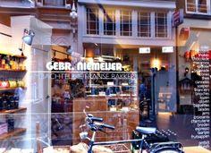 Gebroeders Niemeijer - Bakkerijcafé http://www.gebroedersniemeijer.nl