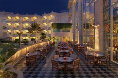 Arabic cuisine is a specialty at Grand Hyatt Muscat's Mokha Café international.