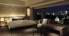 Luxury accommodations at The Capitol Hotel Tokyu, Tokyo