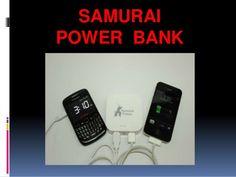 Samurai Power Bank