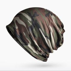 Men Ourdoor Sport Cycling Skullies Wraps Spring Summer Fall Casual Military Beanie Hats