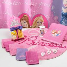 Disney Princess Timeless Elegance Bath Accessories