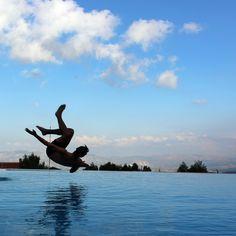 Pool, Greece, Kreta