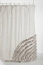 Cute shower curtain