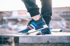 December 26, 2016 Adidas NMD_R1 Primeknit Tricolor Black Credit : Save Our Sole #Adidas #Inside #Sneakers