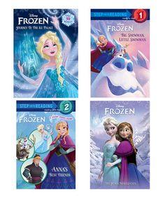 Look at this #zulilyfind! Frozen Reader Book Set by Frozen #zulilyfinds