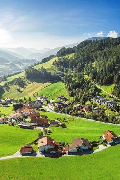 Alpen paradise - Austria