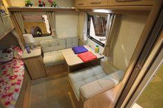 Coachman Vision 580 5 Berth Caravan 2014 Model Image 6 Berth Caravan, Bunk Beds, Model, Furniture, Image, Home Decor, Decoration Home, Loft Beds