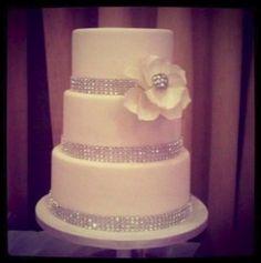 Pasteles de boda elegantes (1)