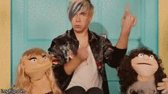 When someone's whining about their first world problems.   Community Post: 19 Perfectly Relatable GIFs From The Marianas Trench Here's To The Zeros Music Video