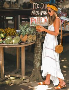 Outfit summer Maillot de bain : Alexandra Pereira in Bali Idee und Inspiration Sommer Look Trend 2017 Bildbeschreibung Alexandra Pereira in Bali Bali Fashion, Look Fashion, Fashion Outfits, 2000s Fashion, Fashion Black, Beach Style Fashion, Fashion Ideas, Vacation Fashion, Travel Outfits
