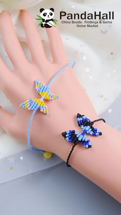 Diy Friendship Bracelets Tutorial, Diy Bracelets Easy, Bracelet Tutorial, Friendship Bracelet Patterns, Diy Bracelets Patterns, Jewelry Patterns, Diy Crafts Jewelry, Bracelet Crafts, Bead Jewellery