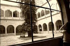 Salamanca University, Spain.