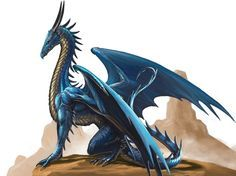 Dragons are mythical creatures that often appear in fantasy stories about knights and princesses. Blue Dragon, Silver Dragon, White Dragon, Dragon Heart, Magical Creatures, Fantasy Creatures, Fantasy Dragon, Fantasy Art, Dragon Illustration