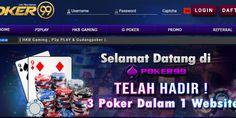 Poker99 GudangPoker Online Terbaik Indonesia ,  adalah permainan poker online uang asli yang bisa dioperasikan melalui server Gudangpoker. Salah satu peladen yang dimanfaatkan oleh Gpoker yakni Poker99.com melalui versi smartphone ataupun komputer (PC) anda. Poker, Trust, Website