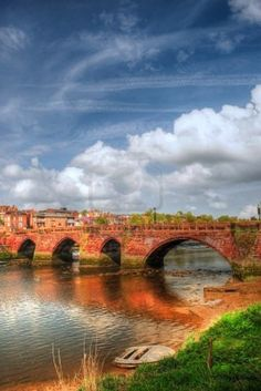 Old Dee Brige, Chester, Cheshire