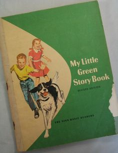 My Little Green Story Book